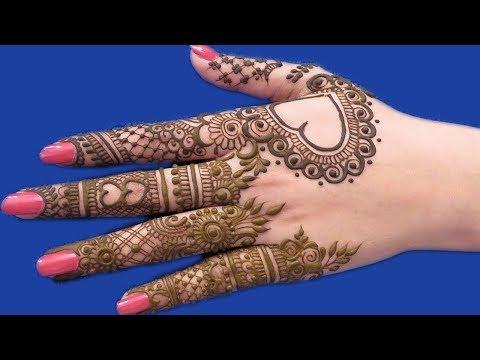 Popularstylish|fashion|modern|roses|arabic mehndi designs tutorials|easy mehndi designs for hands for begineers&unique mehndi designs.