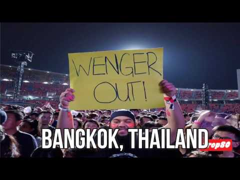 Wenger Out Everywhere (Around The World)