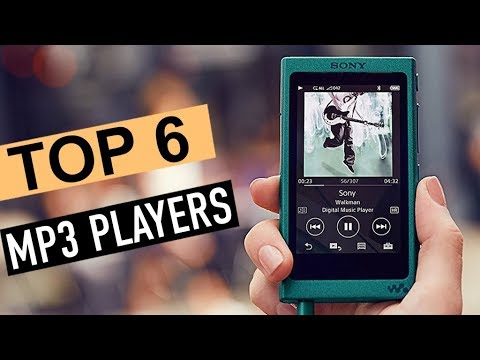 TOP 6: Best Mp3 Players