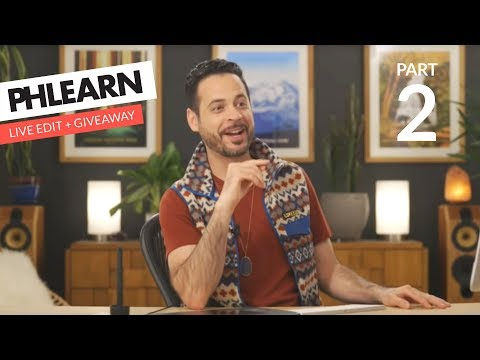 PHLEARN Live with Aaron Nace | Part 2