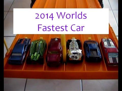 2014 worlds fastest car final hot wheels youtube. Black Bedroom Furniture Sets. Home Design Ideas
