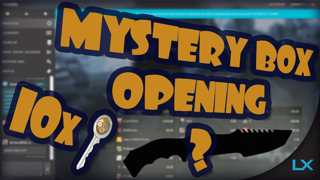 Csgobig Mystery Box