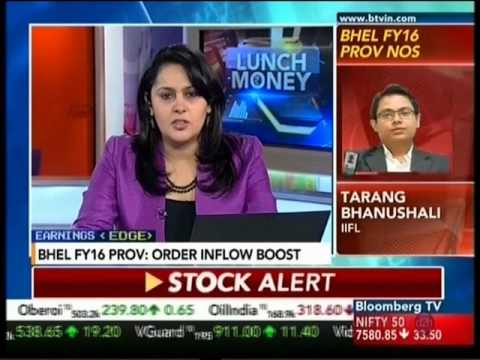 Bloomberg TV Mr. Tarang Bhanushali, Metal Analyst, IIFL