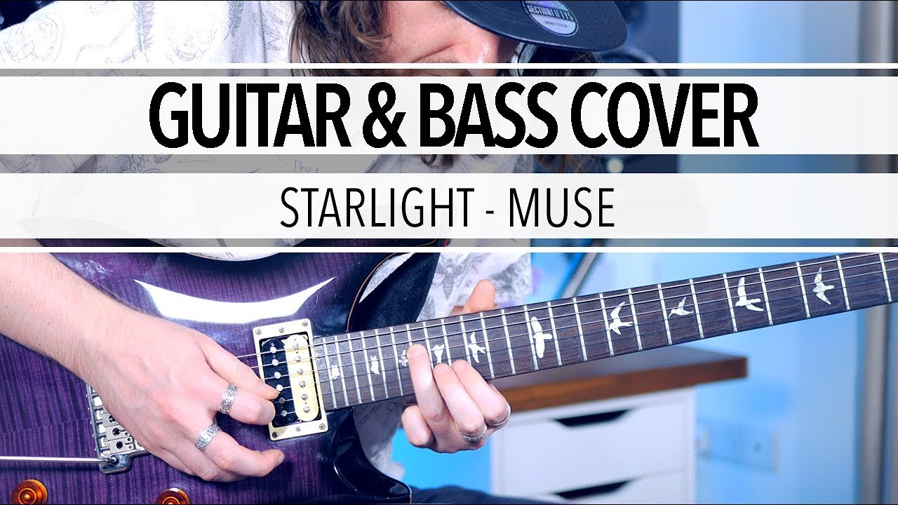 Starlight Muse Guitar Bass Cover Chords Chordify