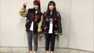 """2017/04/06 Yes-FM 「NMB48やまりなとさららんの""""じゃんぐるレディOh!""""..."""