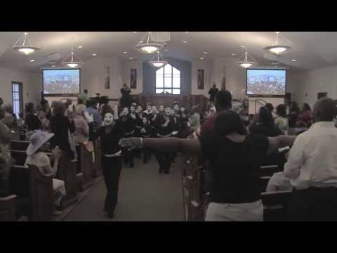 I Know I've Been Changed - CGBC Silent Expressions Mime Ministry