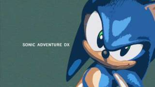 Sonic Adventure DX Music: IT DOESN