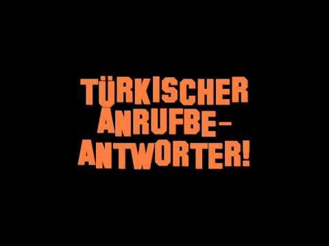 TÜRKISCHER ANRUFBEANTWORTER