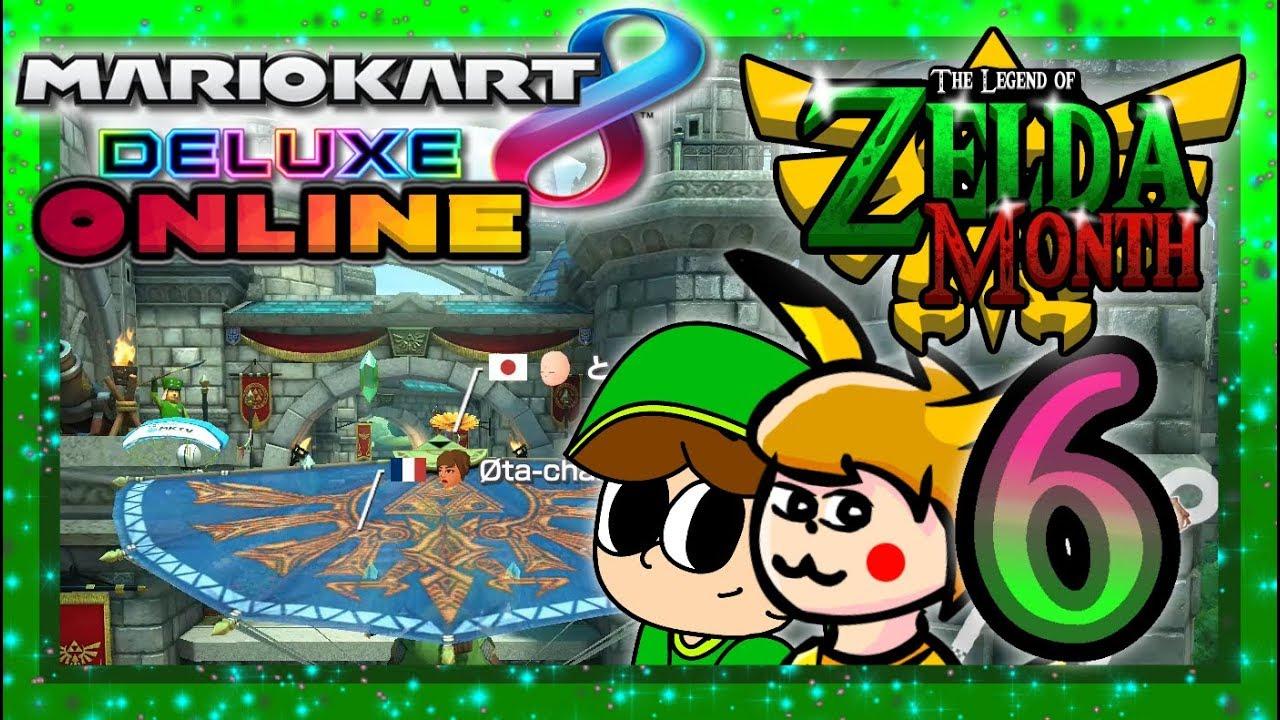 Was Für Ein Pferderennen Mario Kart 8 Deluxe Online 6