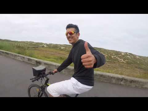 Bike trip 2021 📅 Dia 3 📍Vila Nova de Gaia - Aveiro