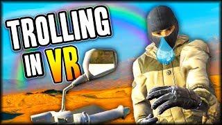 ATV Trolling in Virtual Reality | PAVLOV BATTLE ROYALE UPDATE (Pavlov VR)
