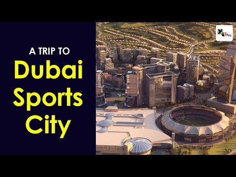 Watch: A trip to Dubai Sports City | Asia Cup 2018