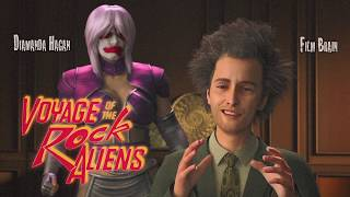 Voyage of the Rock Aliens review (with Filmbrain)