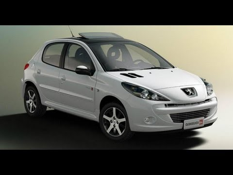 novo peugeot 207 quiksilver 2013 youtube. Black Bedroom Furniture Sets. Home Design Ideas