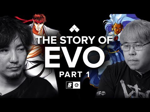 The Story of EVO: Part 1