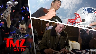 Tom Brady Will Sign Your Football But It's Going To Cost You   TMZ TV
