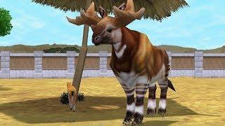Zoo Tycoon 2: Extinct Animals Campaign - Extinct Exploration - Living In Harmony