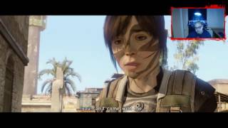 NoThx playing Beyond: Two Souls EP10