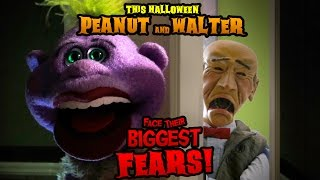 This HALLOWEEN, Peanut and Walter face their biggest fears! | JEFF DUNHAM