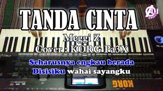 Download lagu TANDA CINTA -  Meggi Z - Karaoke Dangdut (COVER) Korg Pa3X