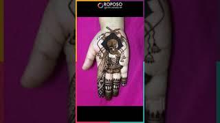 Raksha bandhan special mahindi designs