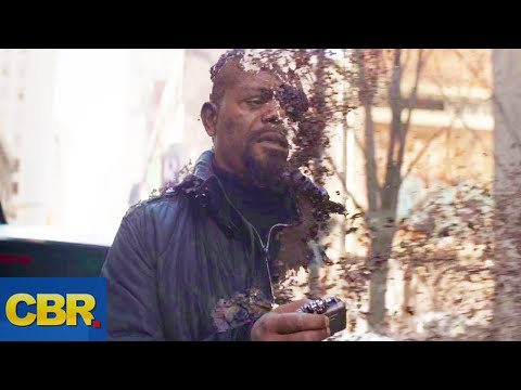 Nick Fury Probably Knew About The Snap (Marvel Theory)