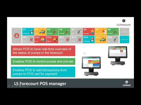 LS Nav Forecourt – Fuel POS and management system [upd.]