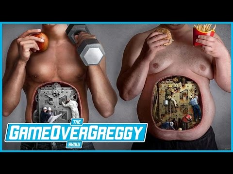 Taking Care of Your Body - The GameOverGreggy Show Ep. 157 (Pt. 3)