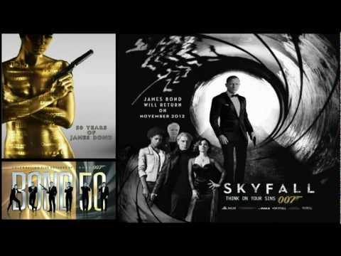 "Bond 50 - ""Anniversary"" Montage"