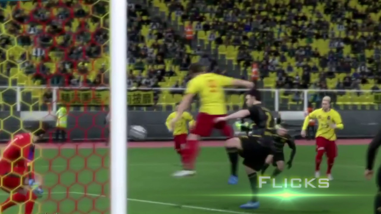 PES World PES 2017 Goal Of The Month launch trailer