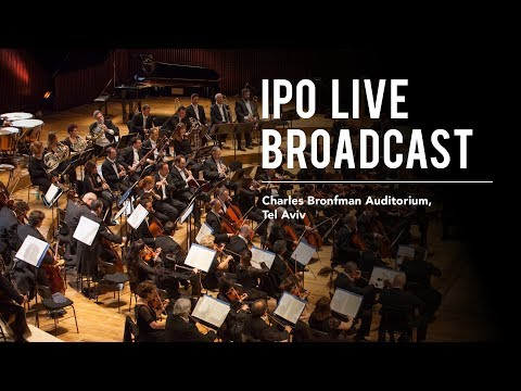 IPO LIVE – Noseda conducts Stabat Mater by Rossini & Bruch Violin Concerto