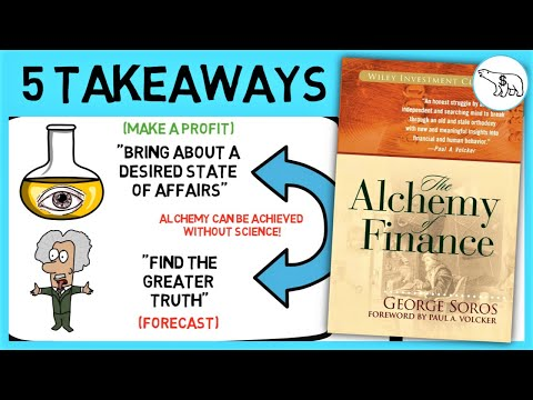 THE ALCHEMY OF FINANCE (BY GEORGE SOROS)