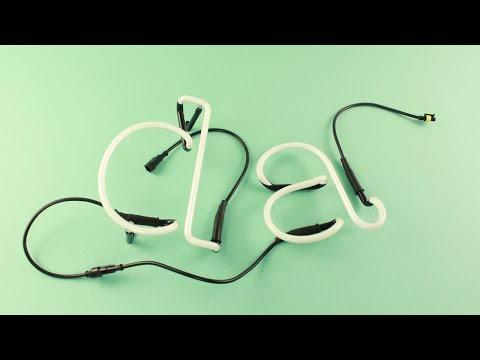 Neon Art Leuchtbuchstaben