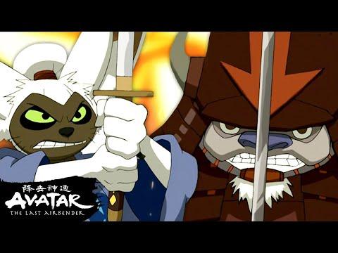 Best Battles Part 2! 💥 Avatar: The Last Airbender | NickRewind
