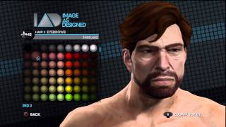 Let's Play Saints Row 3 [How To Build Chuck Norris Character]
