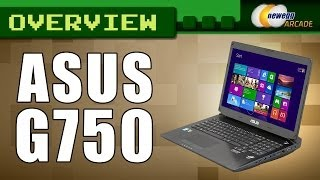 "ASUS Intel Core i7 4700HQ 1TB HDD 256GB SSD 17.3"" Notebook Overview - Newegg Arcade"