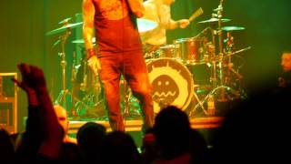 Dark Days - Coal Chamber - Live - Gothic Theater, Denver CO, 04/02/2013