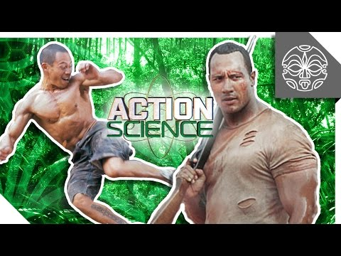 """ACTION SCIENCE: The Rock vs. an Entire Army in """"The Rundown"""""""