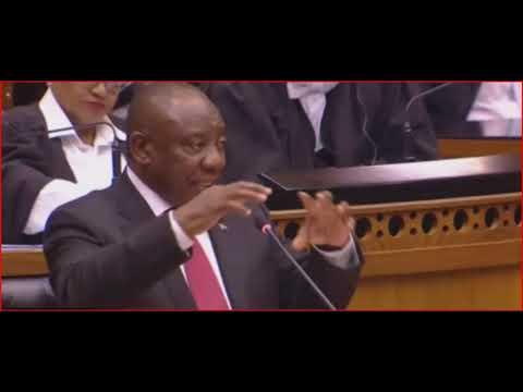 Malema ask Ramaphosa about Patrice Motsepe (pt. 1)
