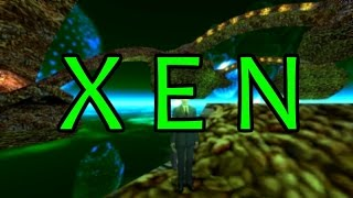 Half life Lore - What is Xen?