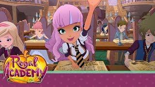 Regal Academy | At school with Astoria!