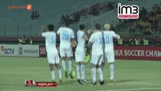 Bhayangkara FC Vs Arema Cronus [0-1] Highlights TSC 12 September 2016
