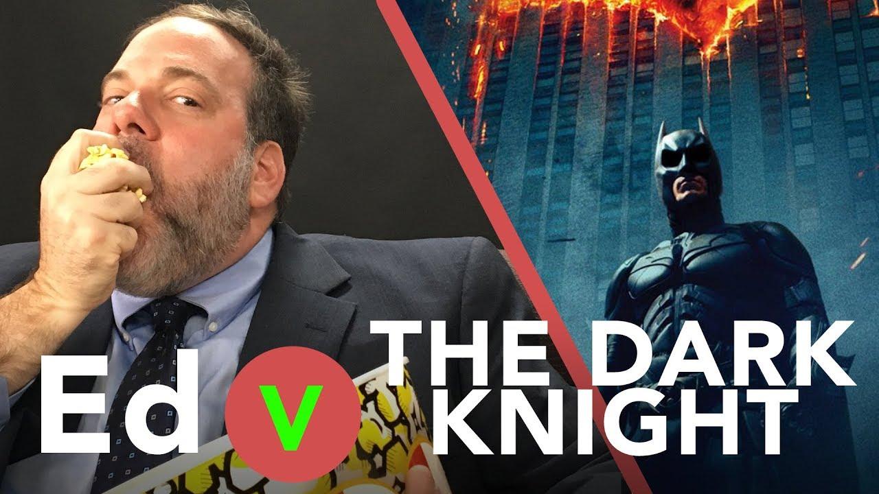 Ed V. The Dark Knight   Brown & Crouppen