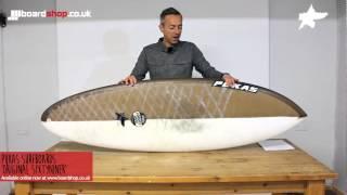 Pukas Surfboards Original Sixtyniner