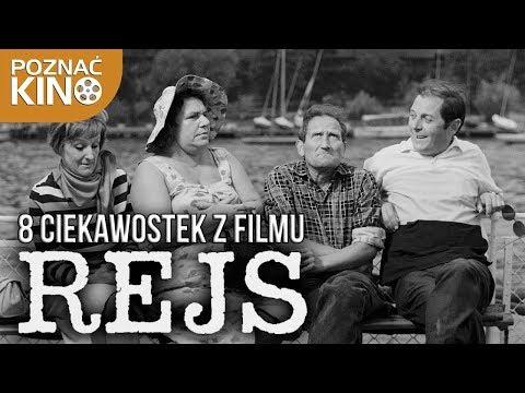 8 ciekawostek z filmu Rejs   Poznać kino