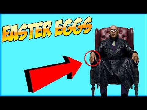 MATRIX? EASTER EGGS DOS JOGOS #107