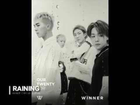 [PREVIEW]  WINNER JAPANESE SONG - RAINING