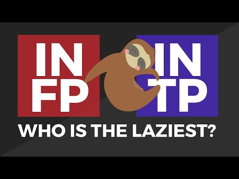 The 16 Personalities Ranked By Laziness I The Laziest MBTI