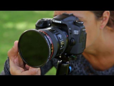 How to Use ND Filters: Tips, Tricks, & Special Effects