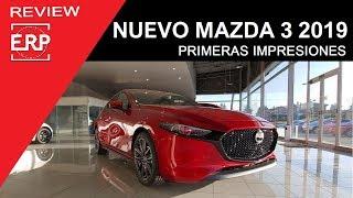 Nuevo MAZDA 3 2019. PRIMERAS IMPRESIONES. Review / Test / Prueba